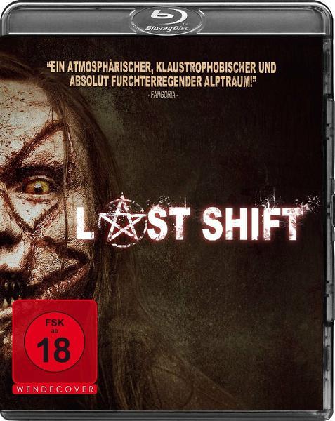 Last Shift 2014 DuAL CoMPLETE BlURAY-GMB