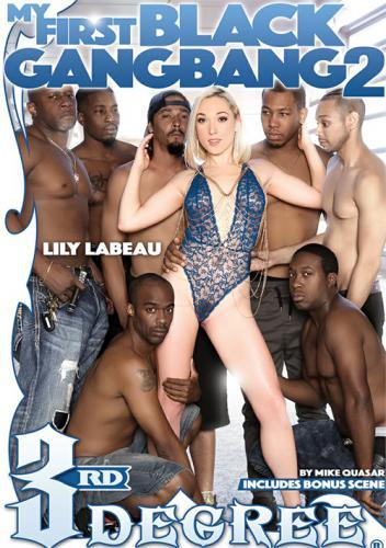 My First Black Gang Bang 2 720P Cover