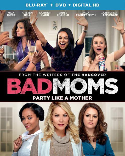 Bad Moms 2016 German Dl 1080p BluRay AvC-AVC4D