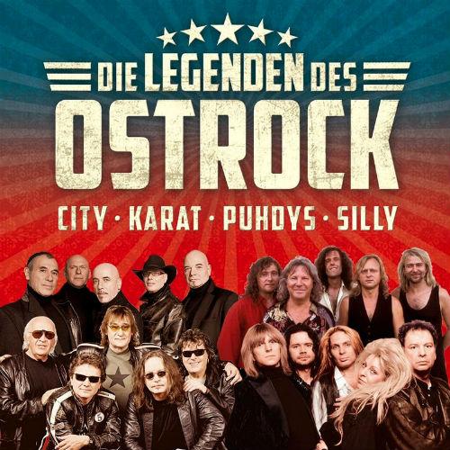 Die Legenden des Ostrock Vol.1 (2016)