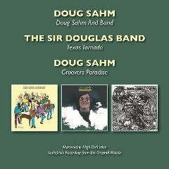 Doug Sahm Doug Sahm and Band Texas Tornado Groovers Paradise 2016