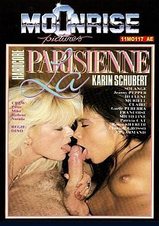 Moonrise 17 - La Parisienne Cover