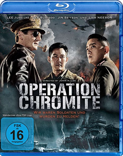 Operation Chromite 2016 German ac3 dl 720p web dl h264 MULTiPLEX
