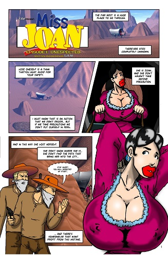 Sam7 - Miss Joan Episode 1 - Undressed