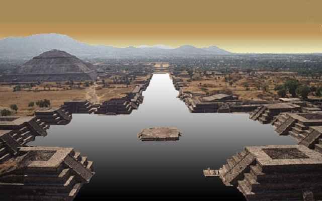 Teotihuacan (Tanrıların Şehri)