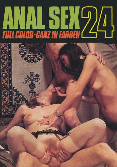 Anal Sex 24 Cover