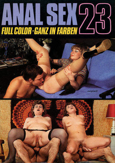 Anal Sex 23 Cover