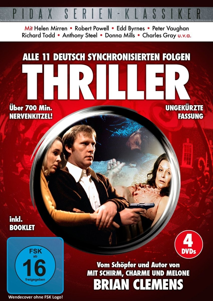 Pidax Serien Klassiker Thriller 1973 76 4x Dvd9 Untouched
