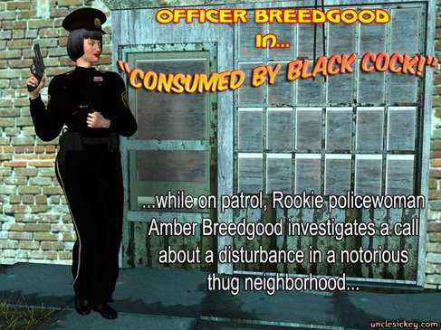 Officer Breedgood Cover