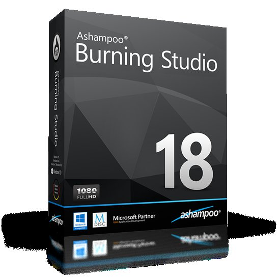 Ashampoo Burning Studio v18 0 1 11