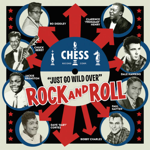 Just Go Wild Over Rock And Roll (2CD, 2017)