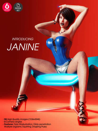 Introducing Janine Cover