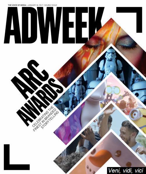 Adweek January 16 2017