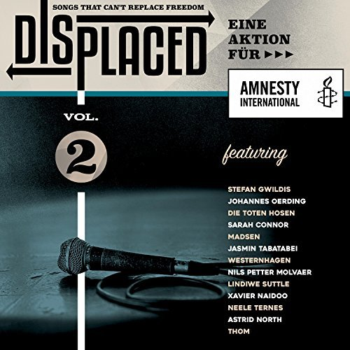 Displaced Vol.2 (Songs That Can't Replace Freedom) (2016)