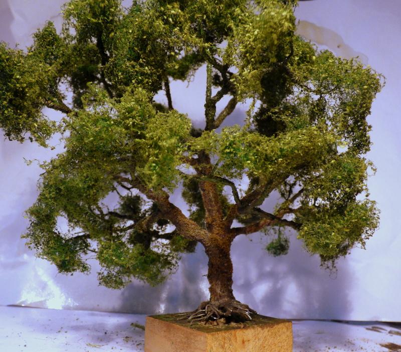 Bäume Und Sträucher Für Die Modellbahn Anlagen Modelle