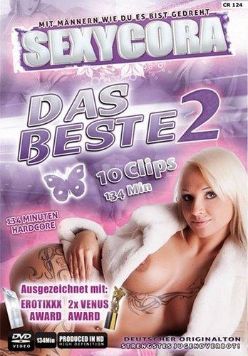 SEXYCORA Das Beste 2  Cover
