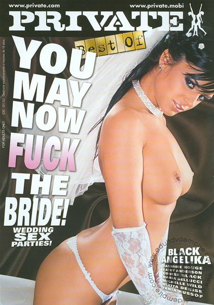 You May Now Fuck The Bride