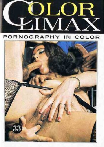 Color Climax 33 Cover