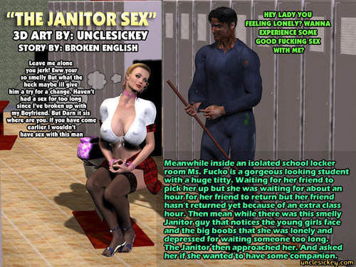 Janitor Sex Cover