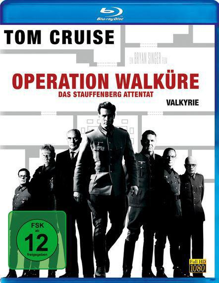 Operation Walkuere Das Stauffenberg Attentat 2008 German Bdrip Ac3 x264-CiNedome