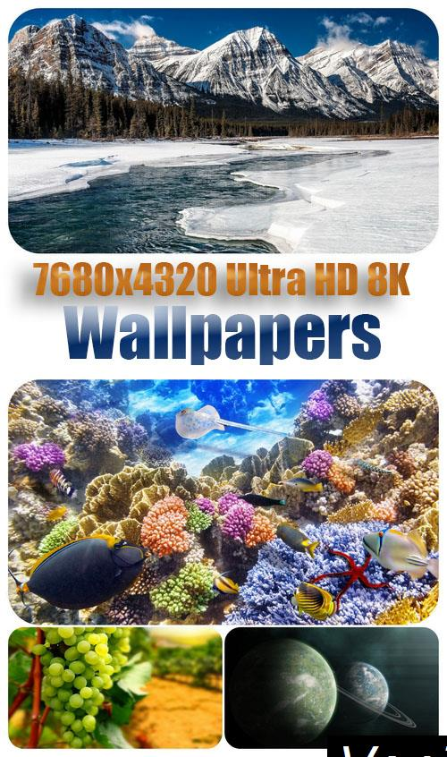 7680x4320 Ultra Hd 8K Wallpapers 25