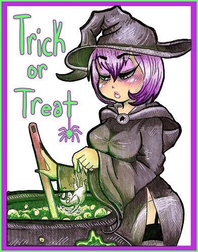 Drellen - Trick or Treat