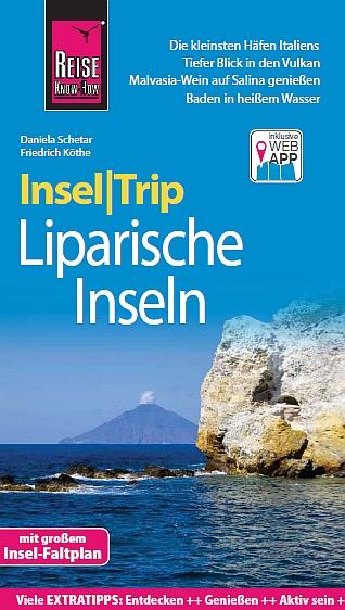 Reisehandbuch - Inseltrip - Liparische Inseln