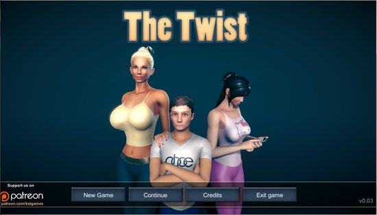 The Twist 003b Cover