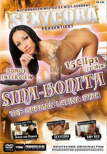 SEXYCORA Sina Bonita Cover