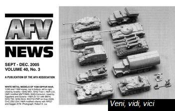 Afv News Vol 40 Nr 3 September December 2005