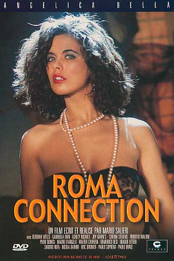Roma Connection (1991) Cover
