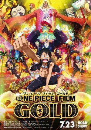One Piece Film Gold BdriP Md German x264-Stars