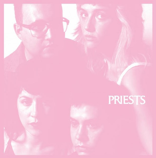 Priests - Feels Natural (2017)