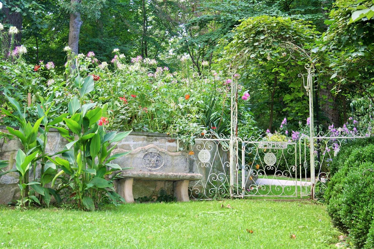 Exquisite Gartenmöbel