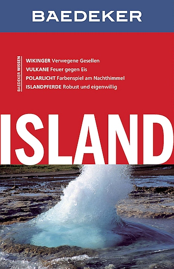 Baedeker - Reiseführer - Island