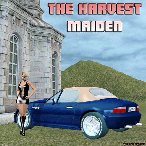 Harvest Maiden Cover