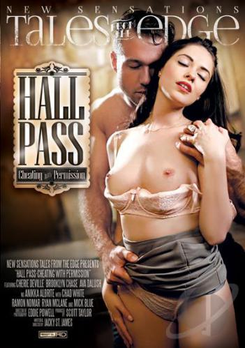 Hall Pass Cheating With Permission Cover