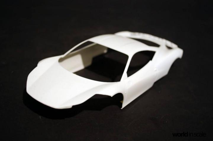 "FERRARI 458 ""LIBERTY WALK"" (LB PERFORMANCE) -  1/24 by Fujimi, Hobby Design X6kscatm"