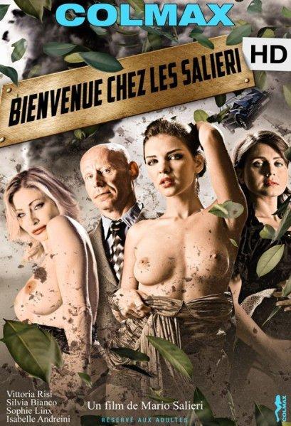 Bienvenue Chez Les Salieri Cover