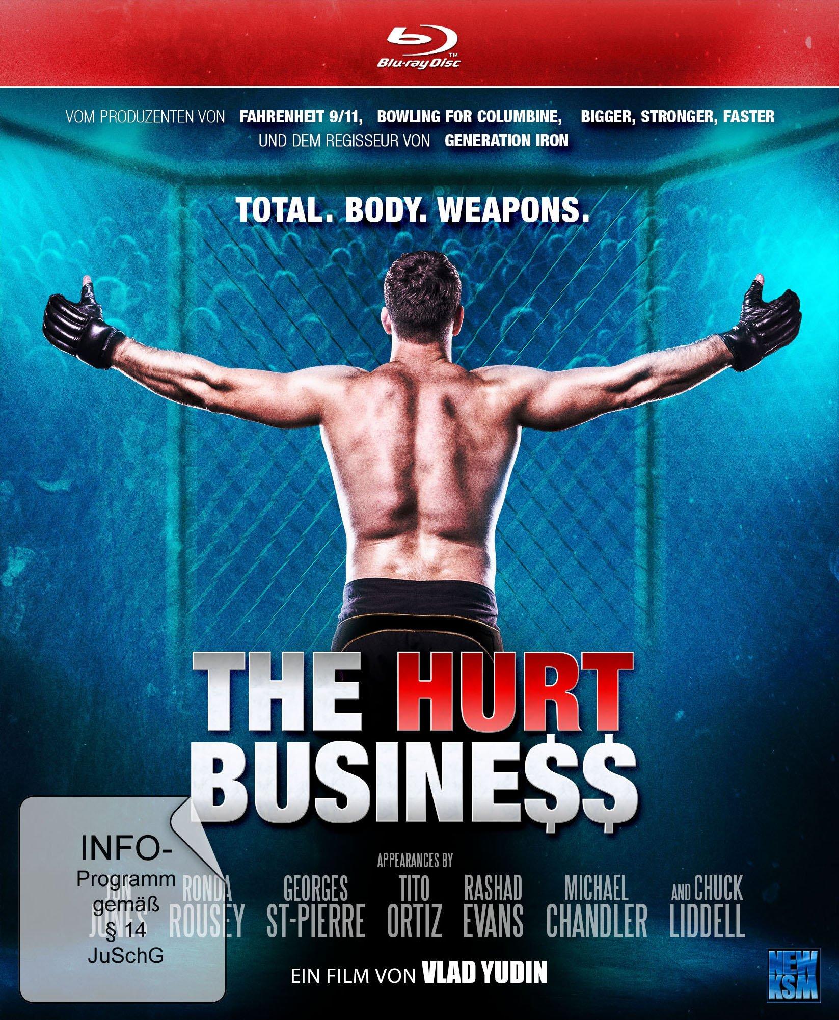 The Hurt Business 2016 German dl Doku BluRay 720p x264 MiLW