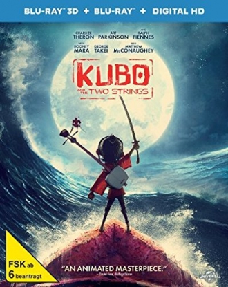 Kubo and the Two Strings 3d 2016 Multi complete Bluray smy