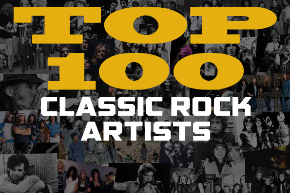 Top 100 Classic Rock Songs by UltimateClassic Rock 2015
