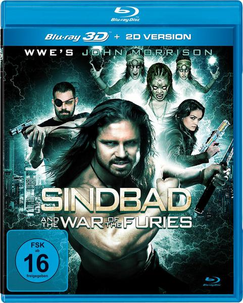 Sinbad and the War of the Furies 3d 2016 German dl 720p BluRay x264 LizardSquad