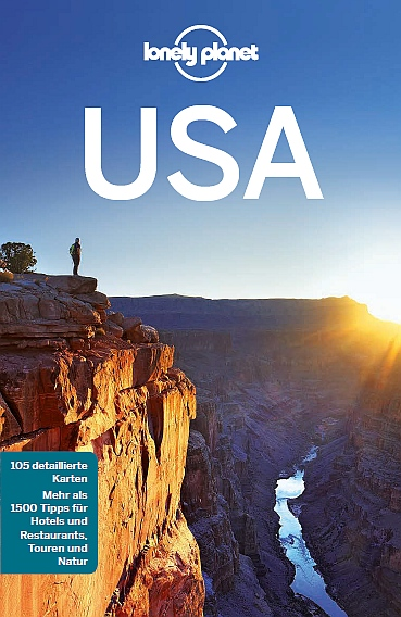 Reisehandbuch - Lonely Planet - Usa 2016