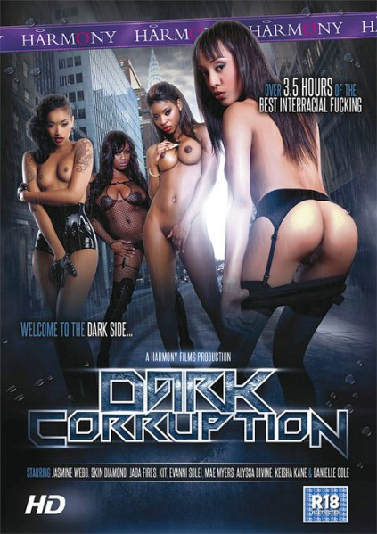 Dark Corruption Cover