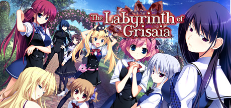 The Labyrinth Of Grisaia Cover
