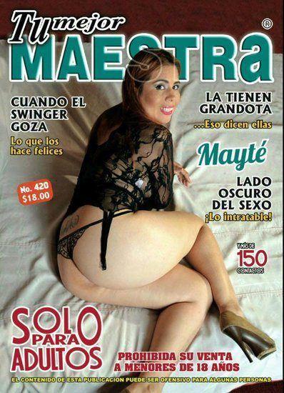 Tu Mejor Maestra 420 2016 Cover