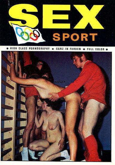Sex Sport Cover