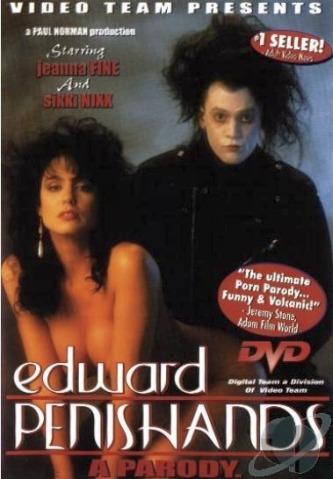 Edward Penishands (1991) Cover