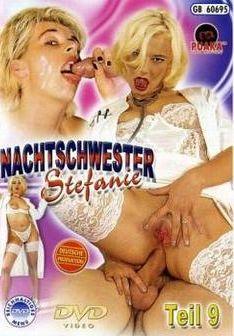 Nachtschwester Stefanie #9 Cover